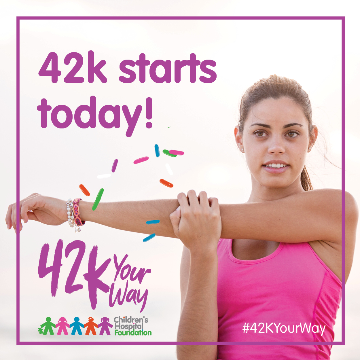 42k Your Way - Starts Today