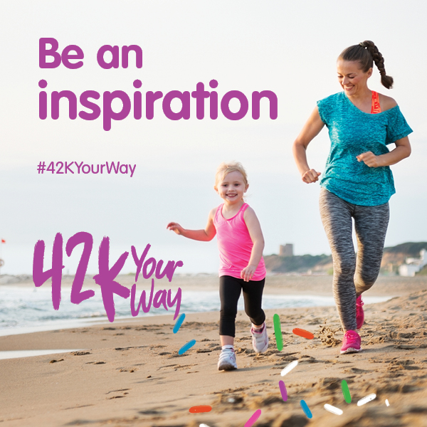 42k Your Way - Be an Inspiration