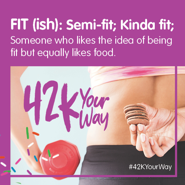 42k Your Way - Fit(ish)