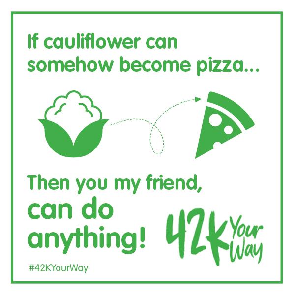 42k Your Way - Cauliflower