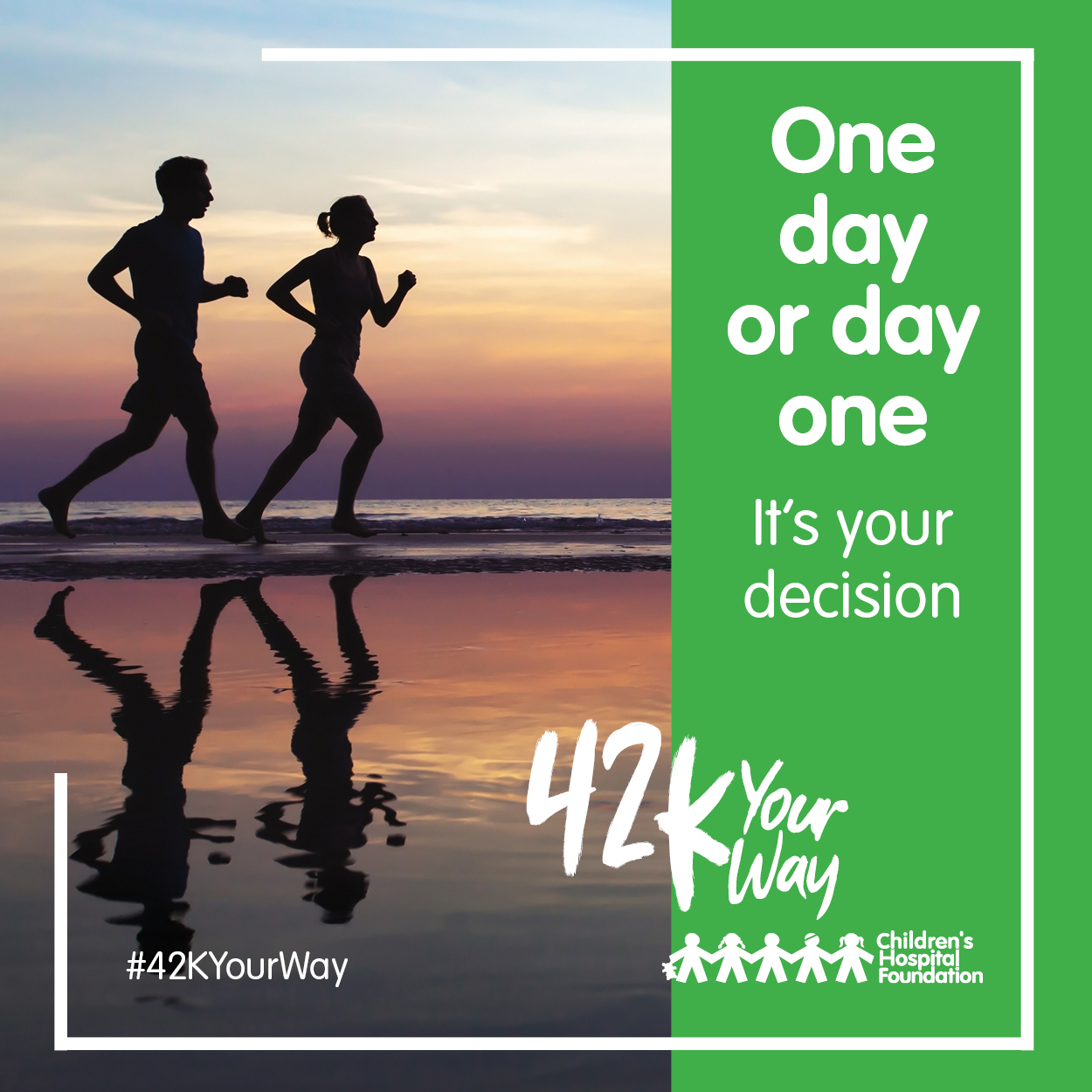 42k Your Way - One Day or Day One