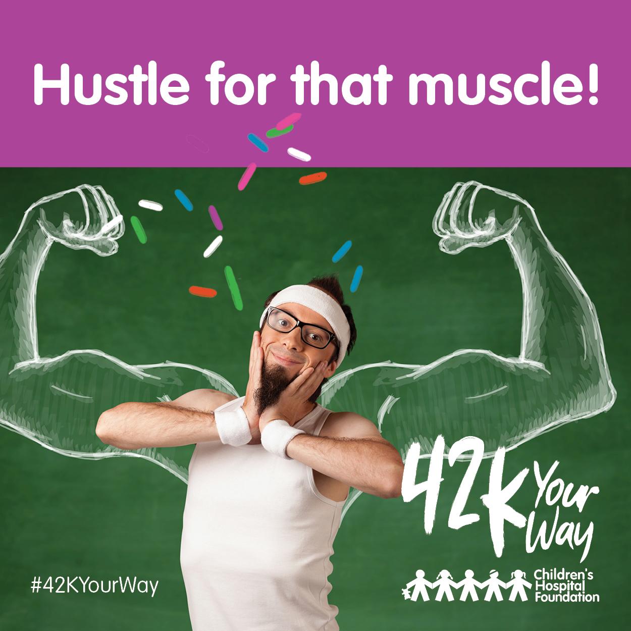 42k Your Way - Hustle