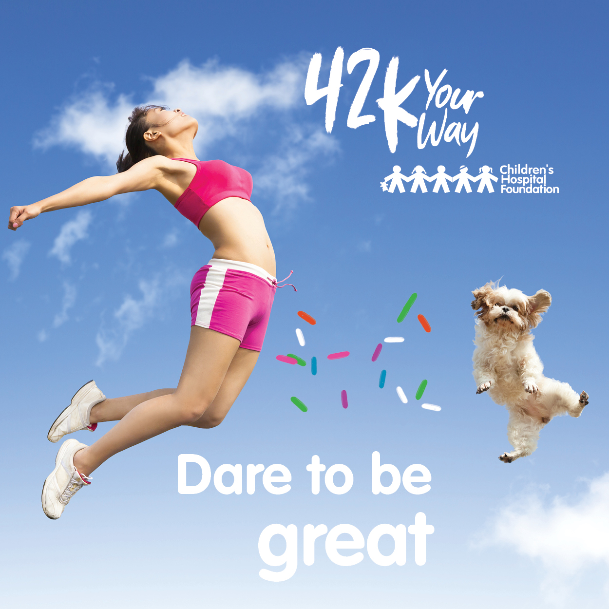 42k Your Way - Dare to Be