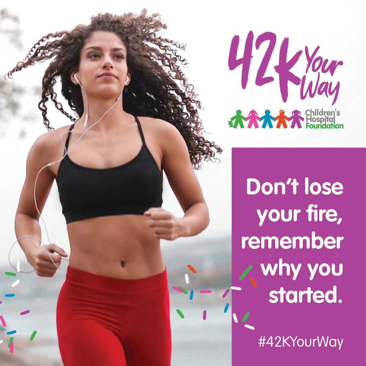 42k Your Way - Don't Lose your Fire