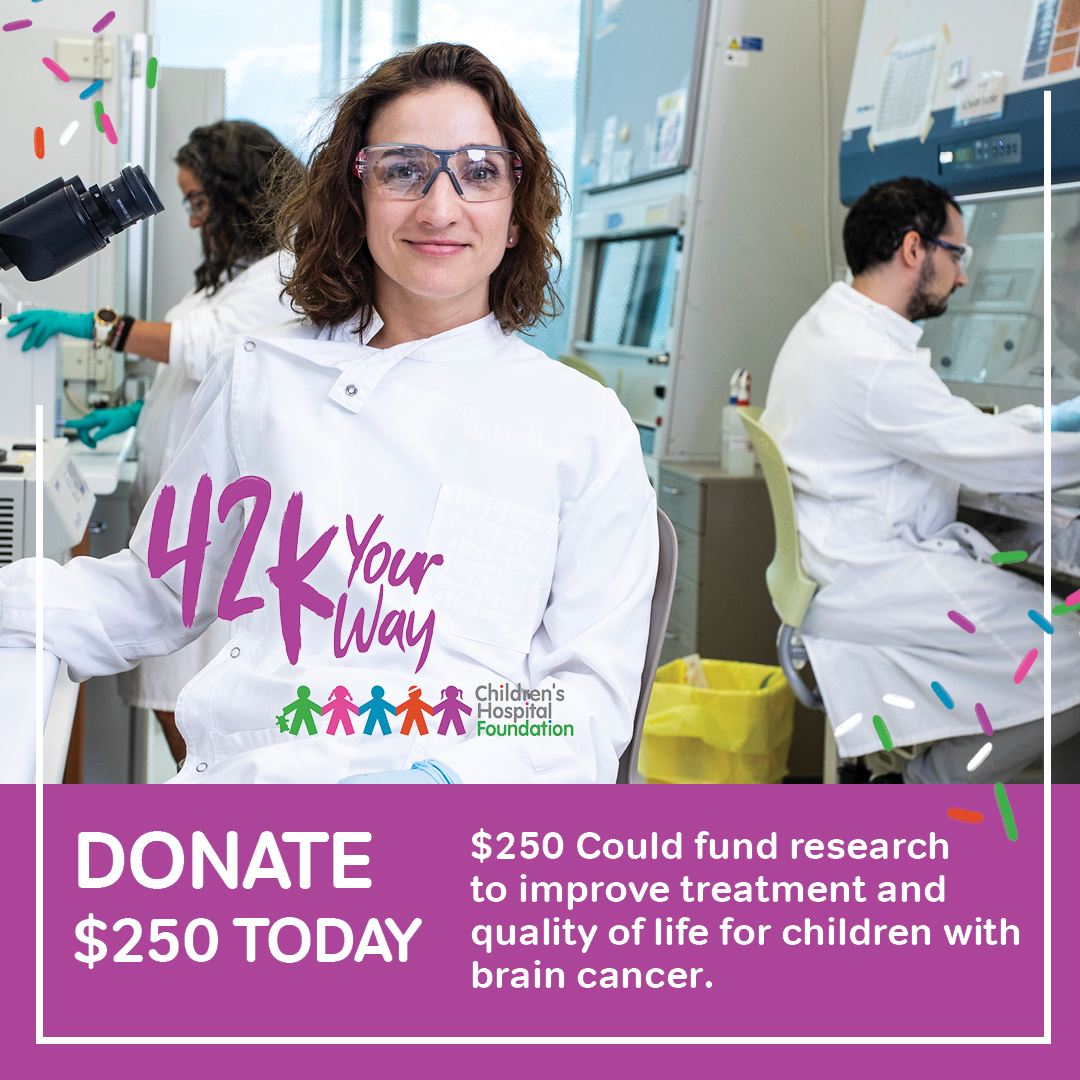 Donate $250 to fund medical research
