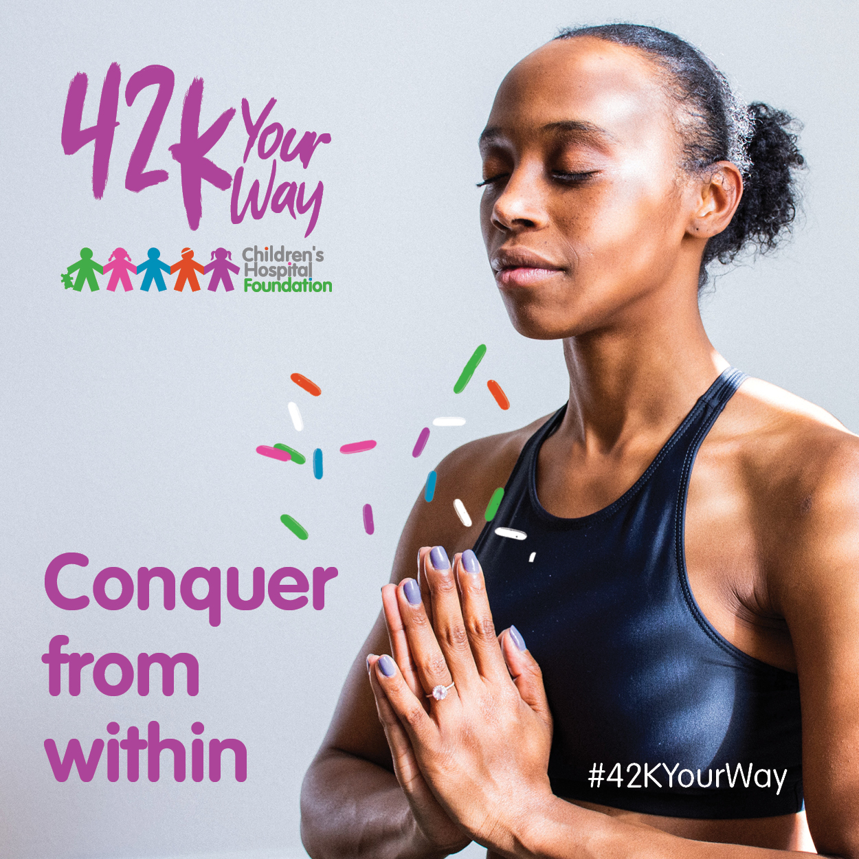 42k Your Way - Conquer