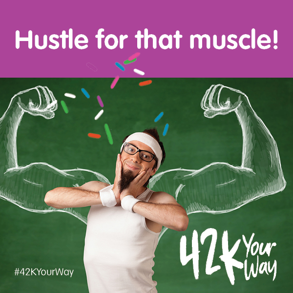 42k Your Way - Hustle