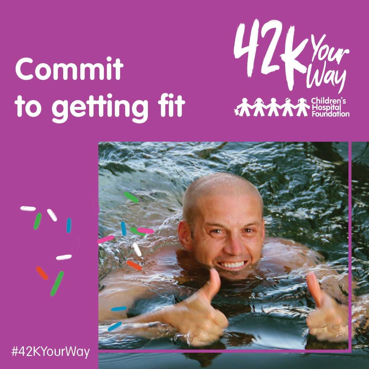 42k Your Way - Commit to be Fit