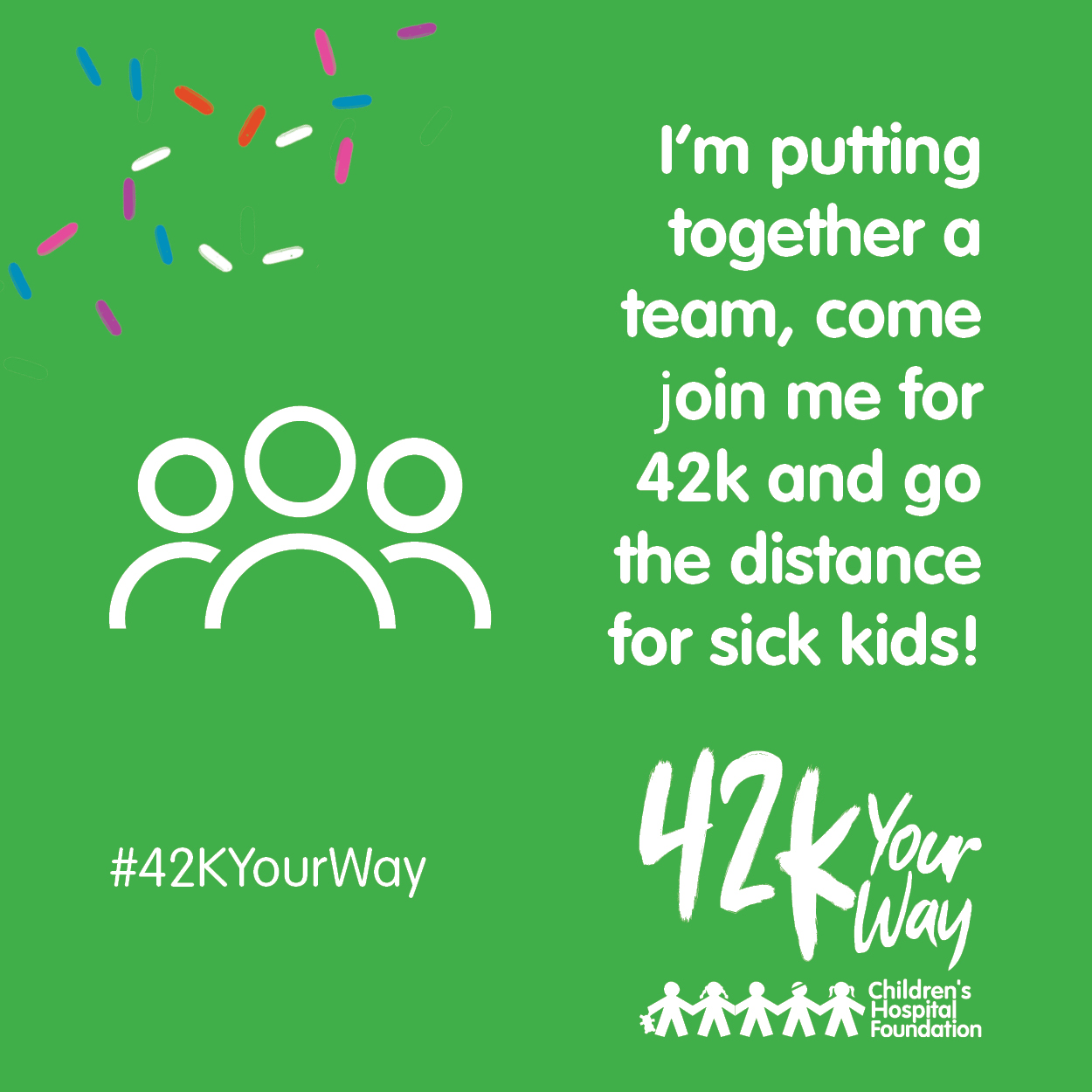 42k Your Way - Join my team
